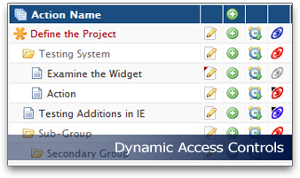 Dynamic Access Controls | wbTeamPro Project Management for WHMCS
